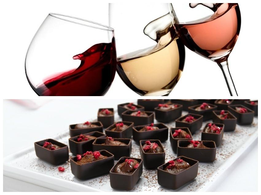 Choco & wine