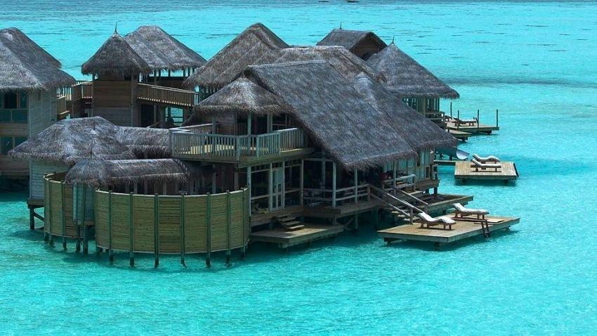 Gili Lankanfushi Maldives, Lankafushi, Maldivi