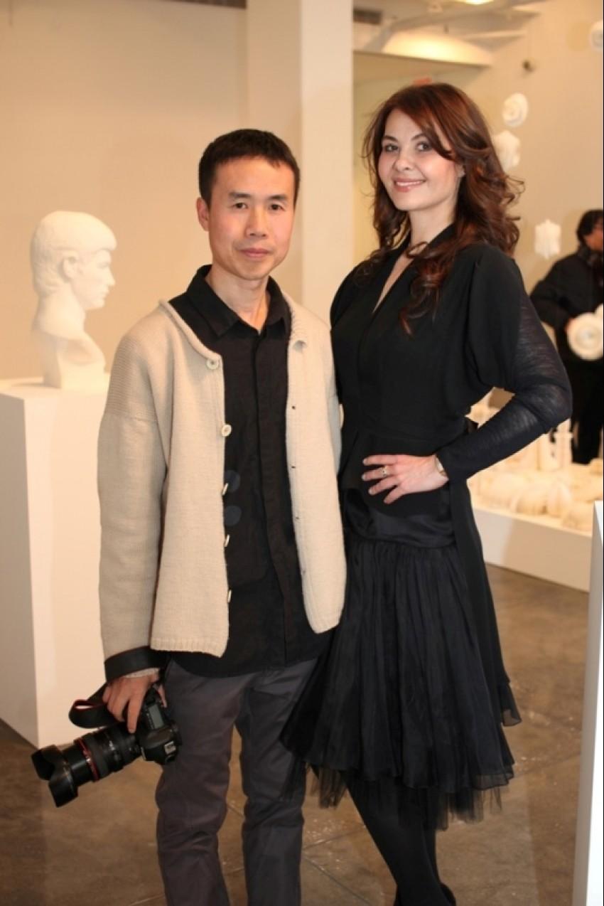 Renata Sporičić s Li Hongbom