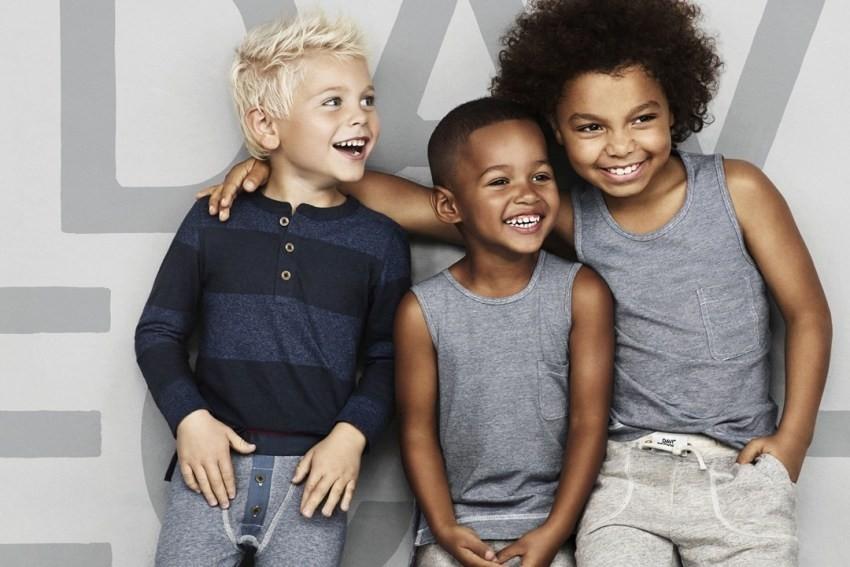 Kolekcija Davida Beckhama za H&M za dječake