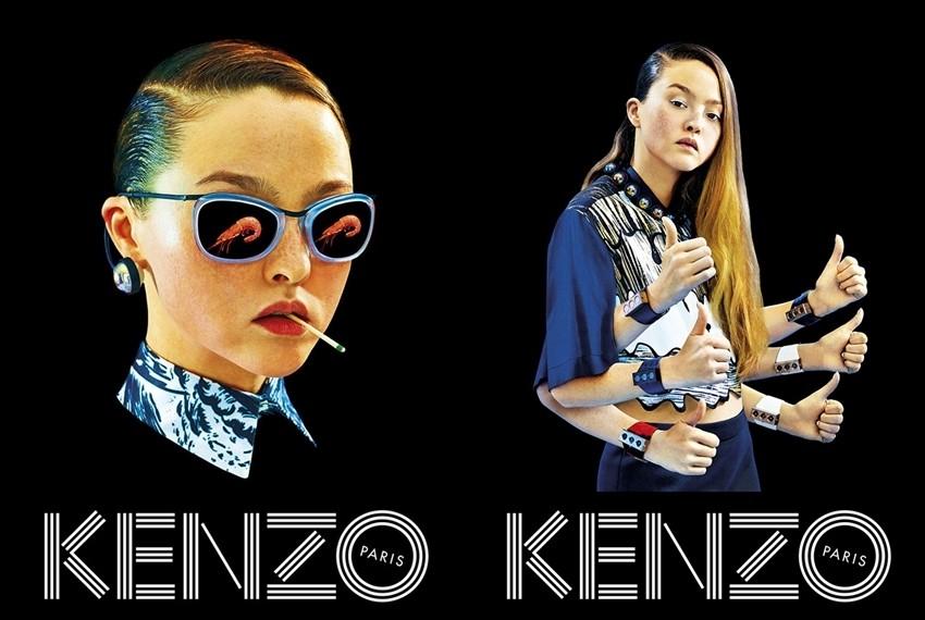Kenzo s/s 2014