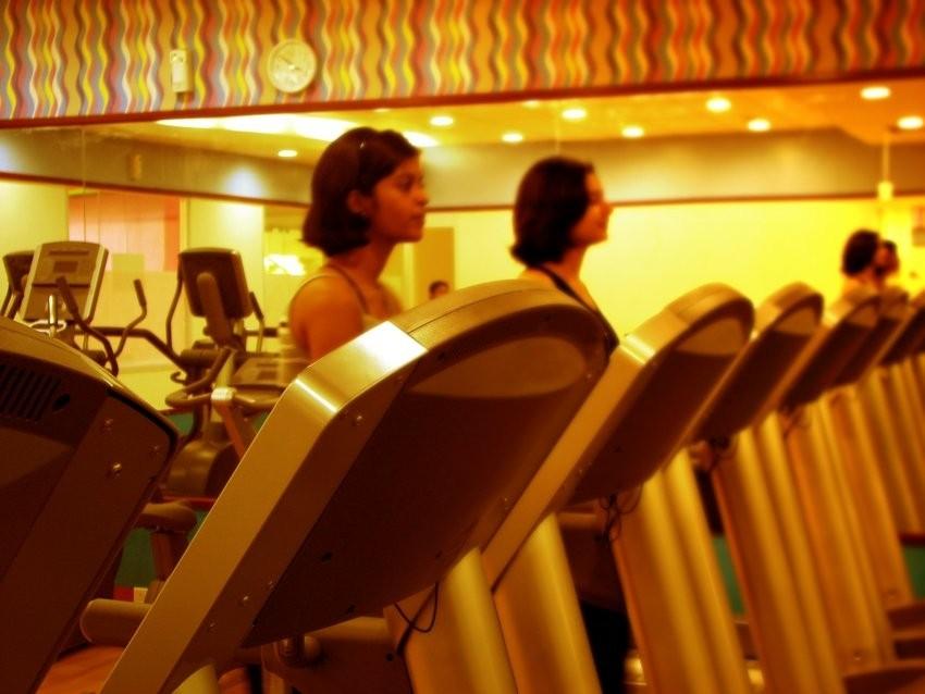 Vježbanje u teretani