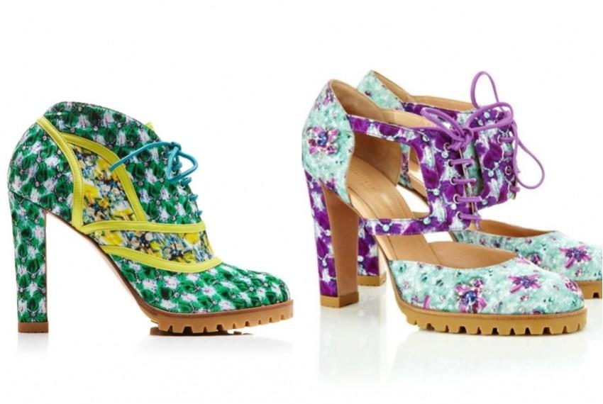 Mary Katranzou i Gianvito Rossi cipele