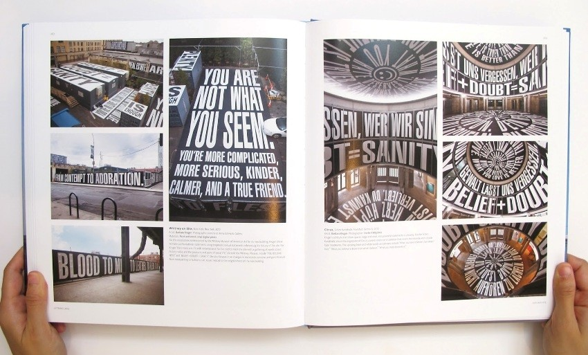 Miroslav Ilić i Steven Heller: 'Lettering Large: Art and Design of Monumental Typography