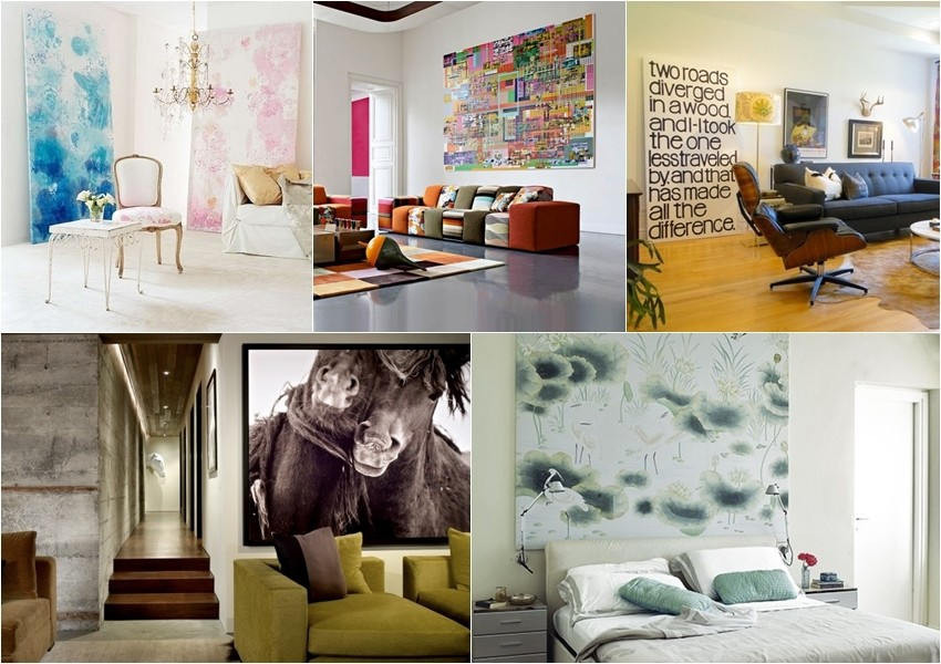 Velike slike u domu