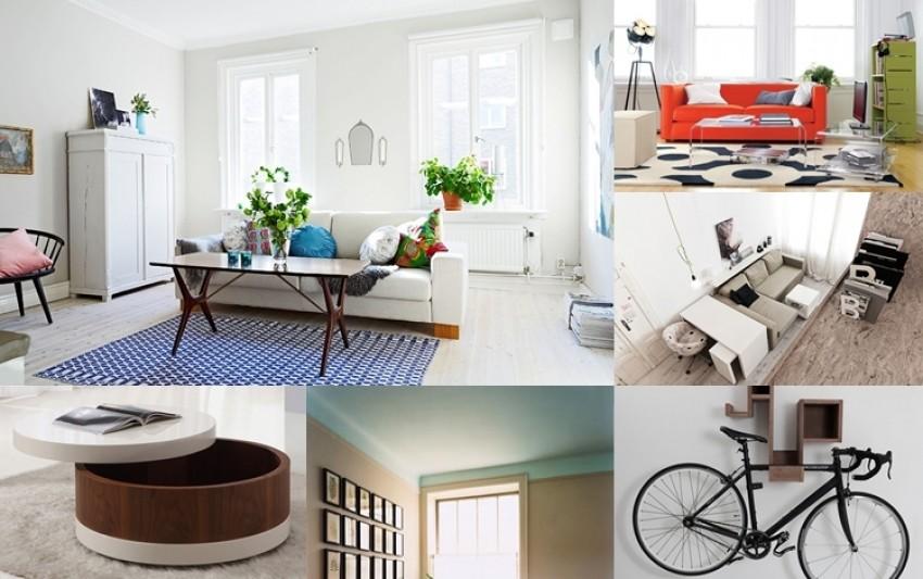 6 pametnih savjeta kako mali stan učiniti većim