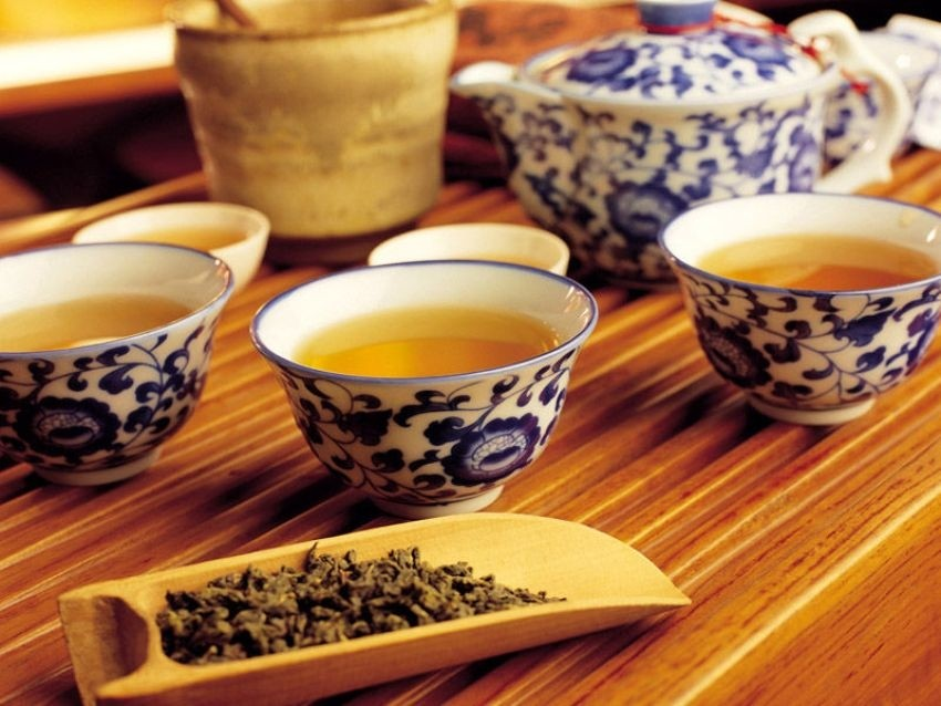 Tradicionalni kineski čaj