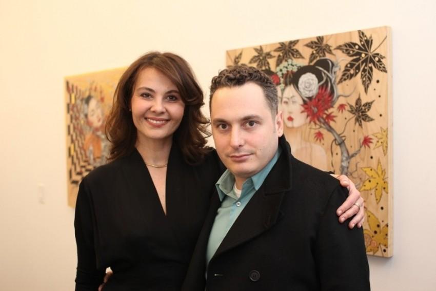 Renata Sporičić u New Yorku