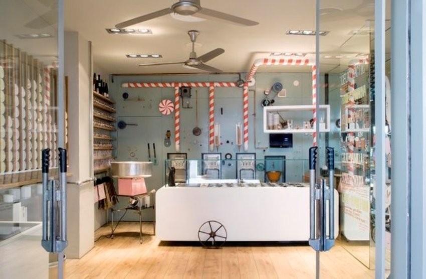 """Rocambolesc Ice Cream Parlour"" Girona (Španjolska)"