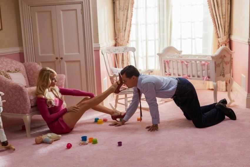 Margot Robbie i Leonardo di Caprio