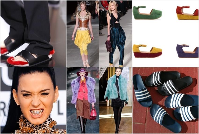 Najružniji modni trendovi u 2013 godini