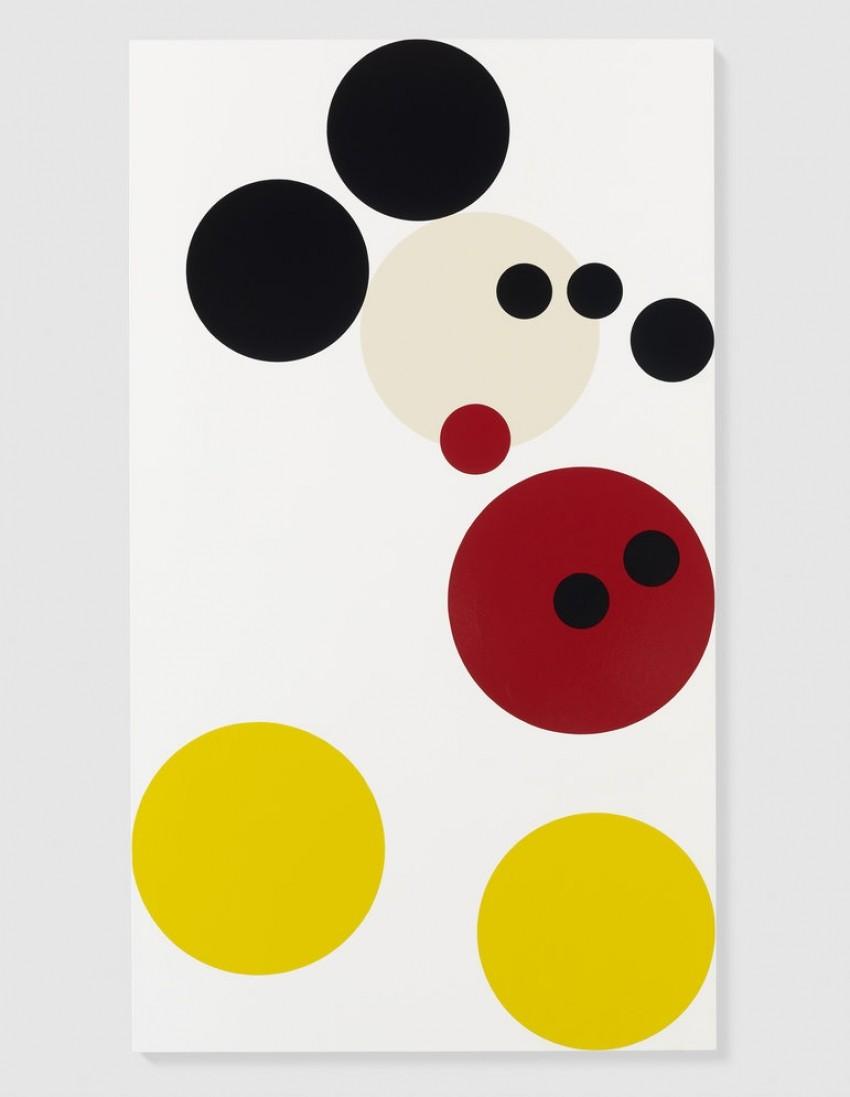 Mickey Mouse suvremenog umjetnika Damiena Hirsta