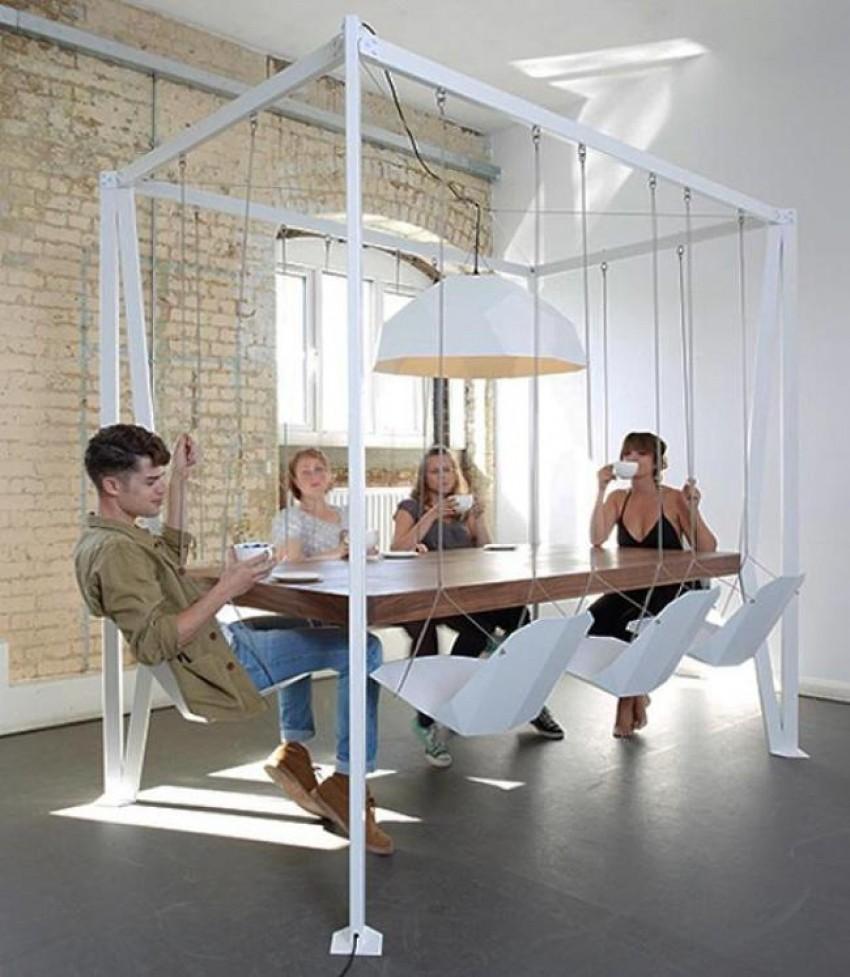 Stolice - ljuljačke