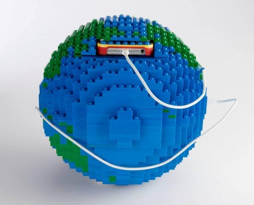 Lego maskica za mobitel