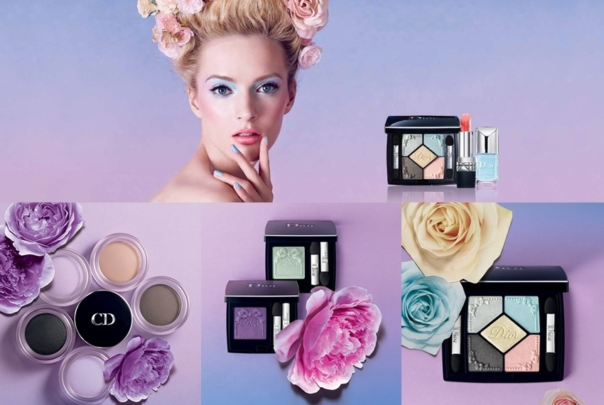 Dior Trianon beauty kolekcija