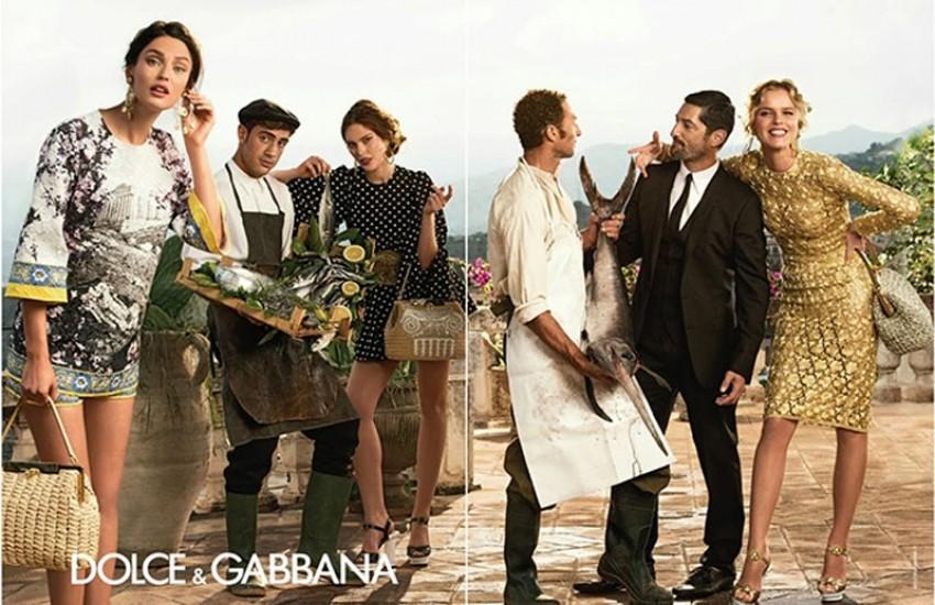 Dolce&Gabbana proljeće/ljeto 2014