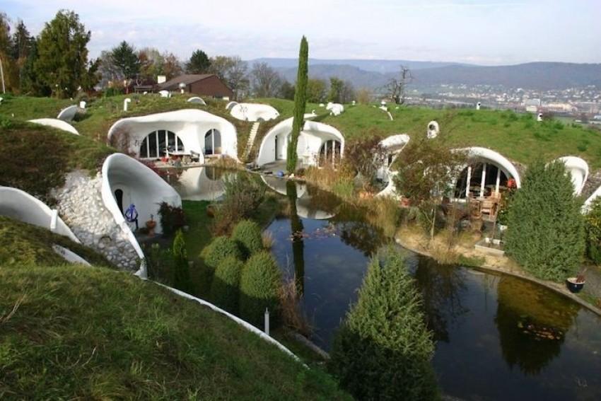 """""""Estate Lättenstrasse"""" (Dietikon, Švicarska)"""