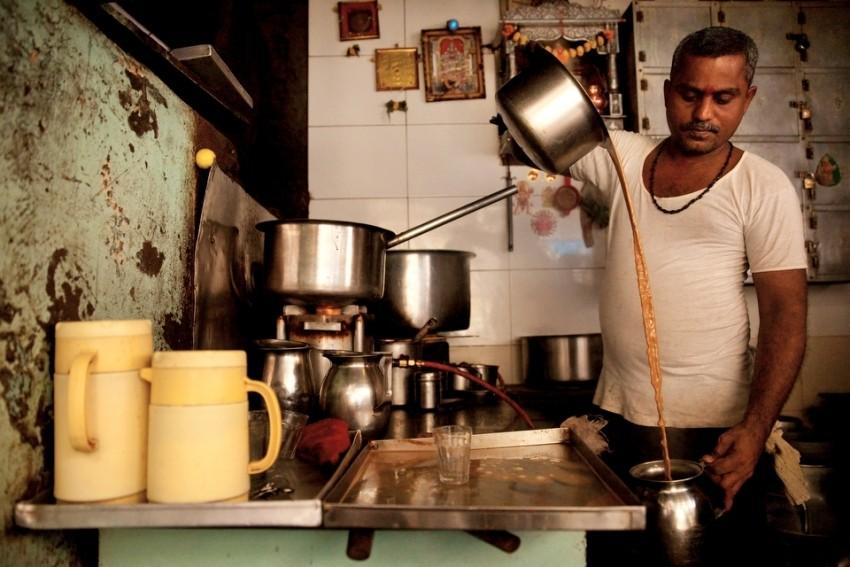 Chai u Indiji