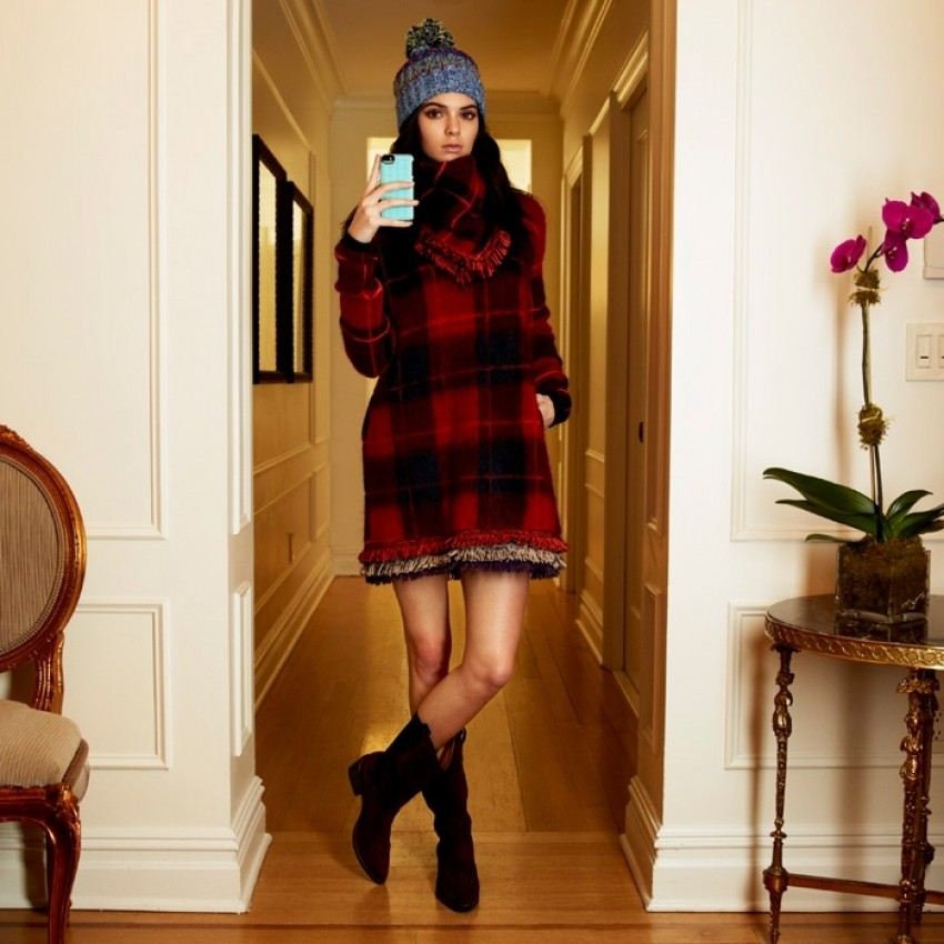 Kendall Jenner pozirala je za Vogue