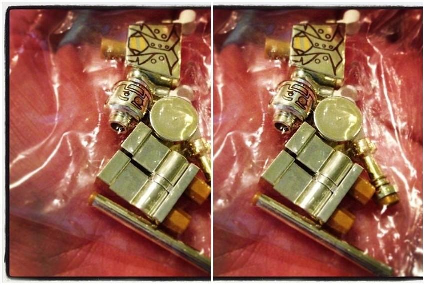 Mr.Gold figurica