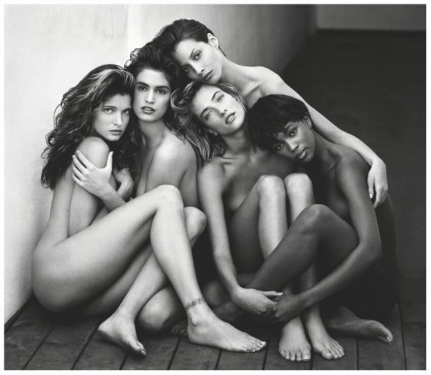 Najslavniji supermodeli početkom 90-tih godina kroz objektiv Petera Lindbergha
