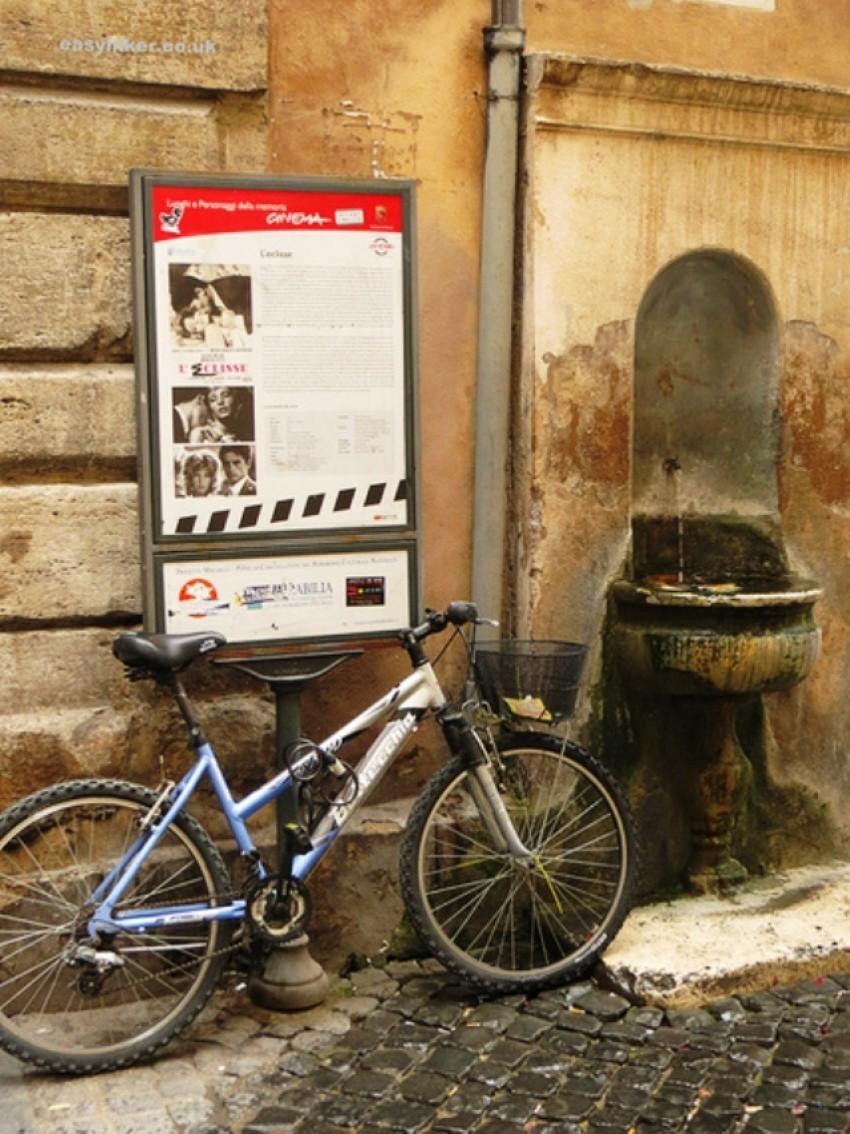 Poznate filmske lokacije u Rimu