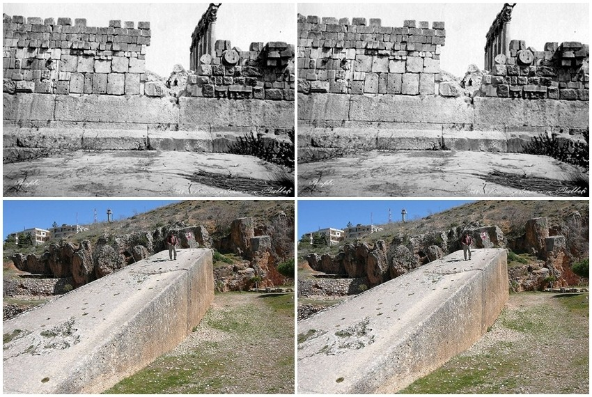 Tajanstvene ruševine Baalbecka