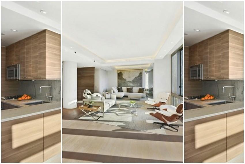 Renovacija ovog stana rad je poznatog američkog arhitekta Michaela Johnstona