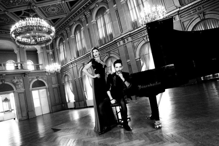 Vanja Mamić i mladi pjevač Renato