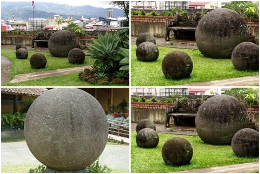 Na stotine kamenih kugli pronađene su u Kostariki