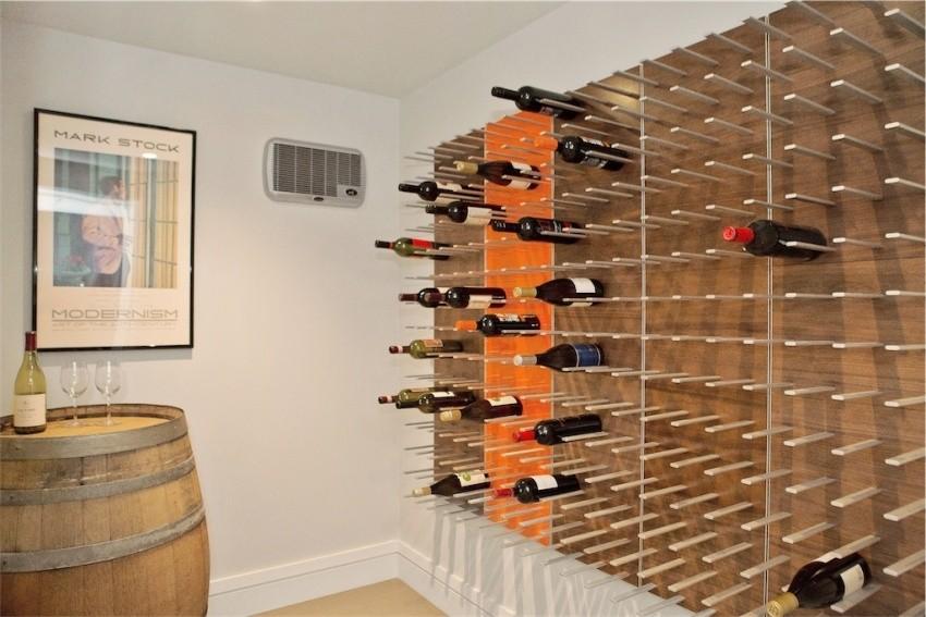 Stact Wine Wall polica za vinaStact Wine Wall polica za vina