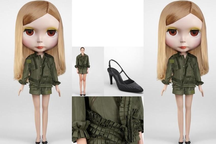 Na Blythe lutkama je predstavljena nova proljeće/ljeto kolekcija za 2014. godinu
