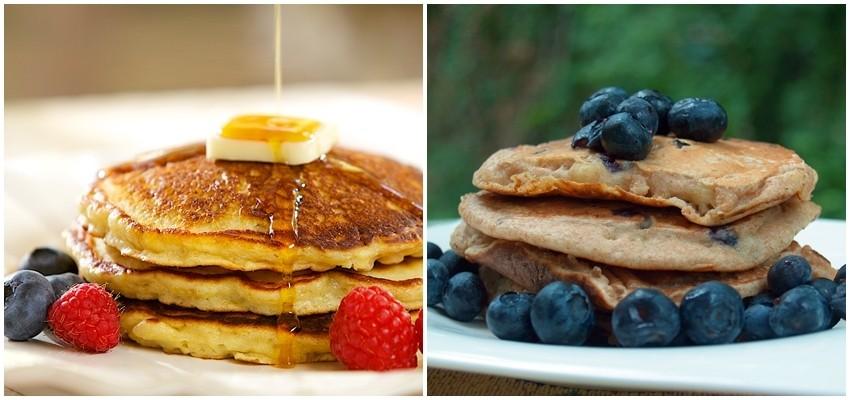 7 dana, 7 zdravih doručaka: Domaće ''instant'' palačinke