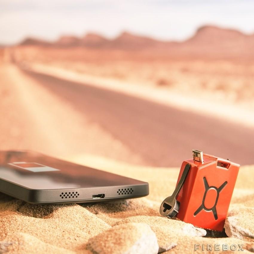 Upoznajte najmanji prijenosni punjač na svijetu - Fuel!