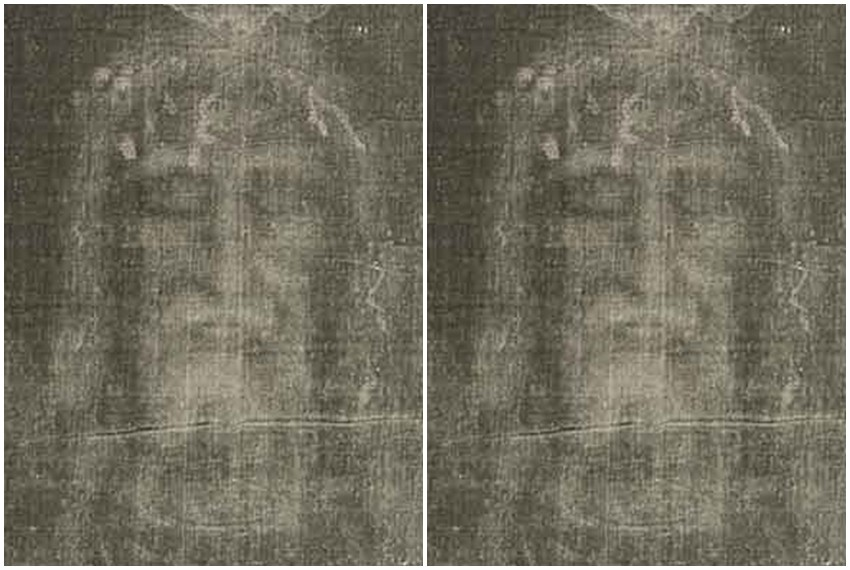 Torinsko platno kojim je navodno bilo omotano mrtvo Kristovo tijelo
