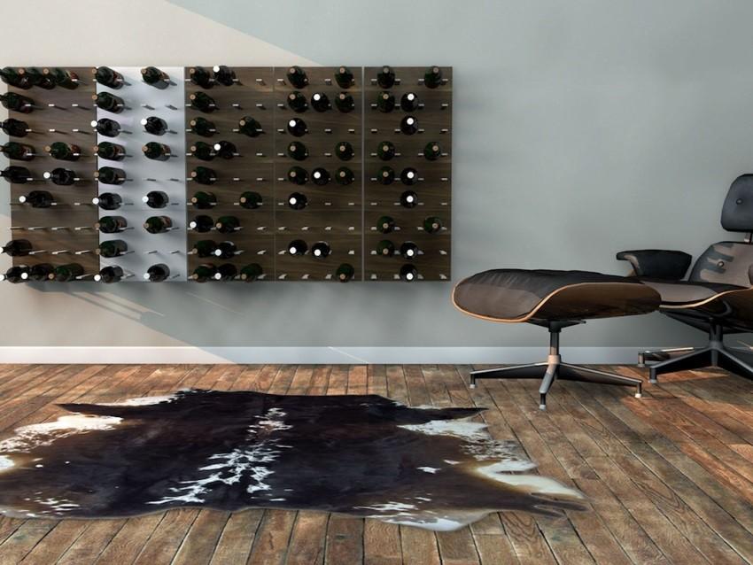 Stact Wine Wall polica za vina