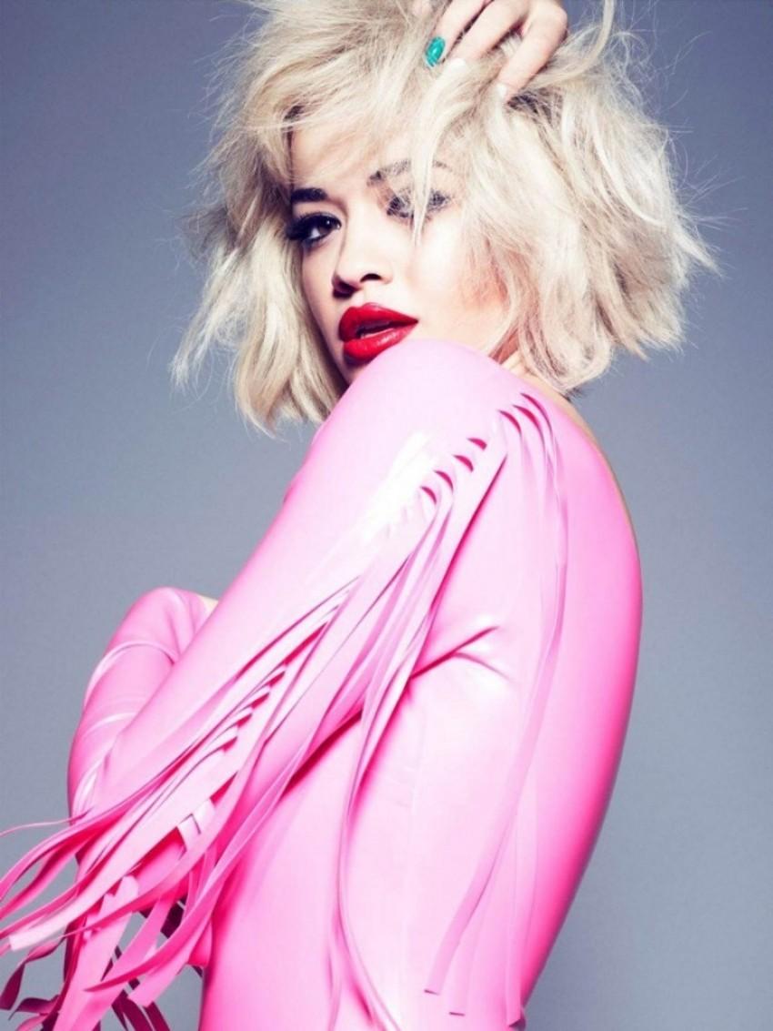 Rita Ora dizajnirala kolekciju make upa za Rimmel London!