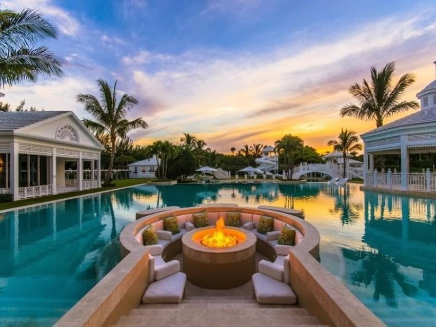 Celine Dionina kuća na Jupiter Islandu (Florida)
