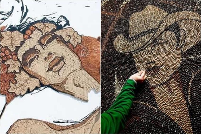 Mozaik Samira Stratija