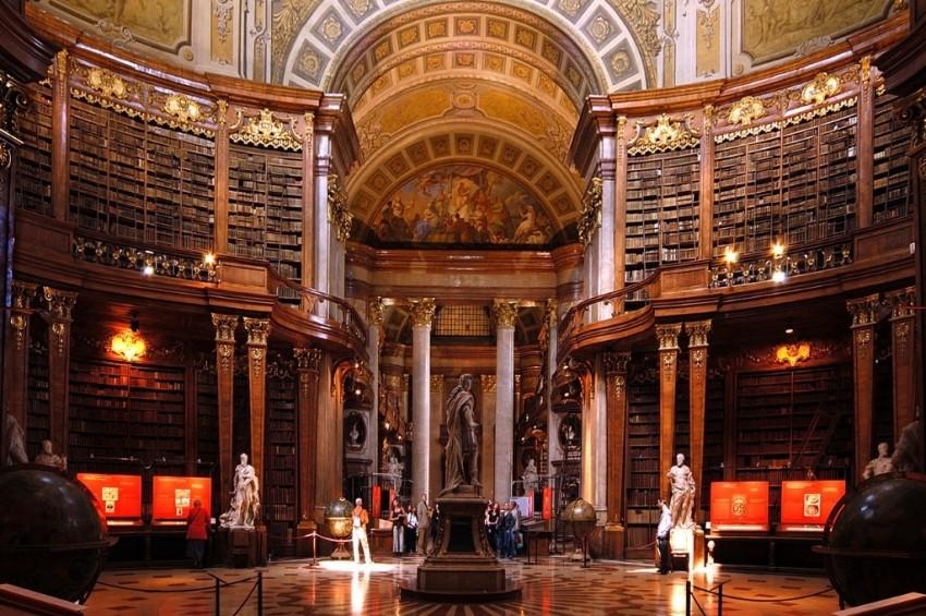 Austrijska nacionalna knjižnica