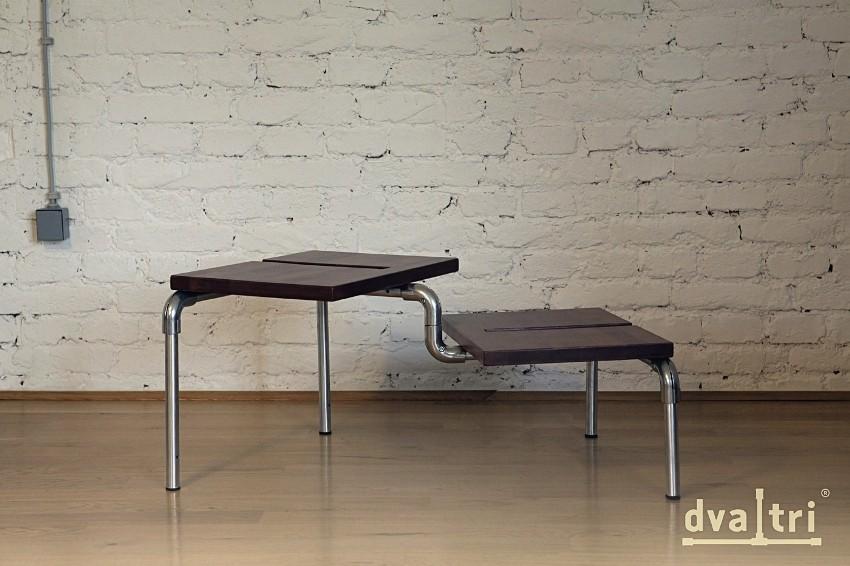 Dva i tri stolić
