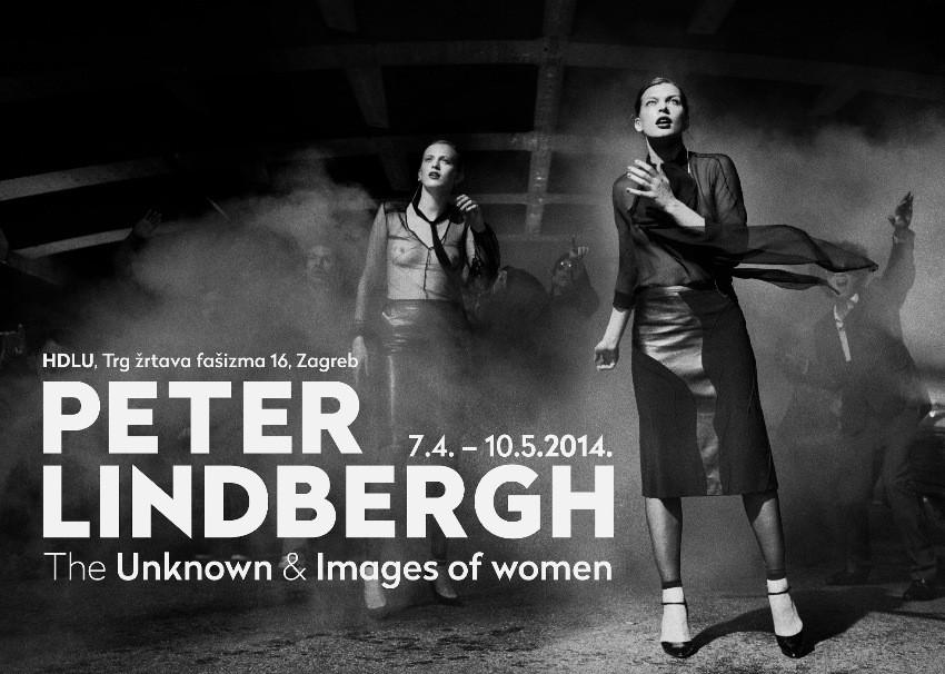 Izložba Petera Lindberga u Zagrebu