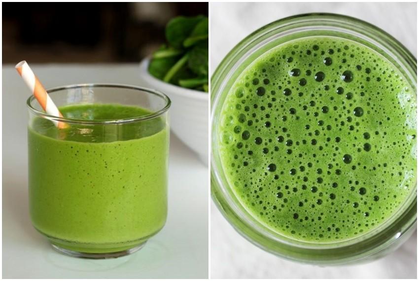 Zeleni smoothie najbolji je izbor za doručak