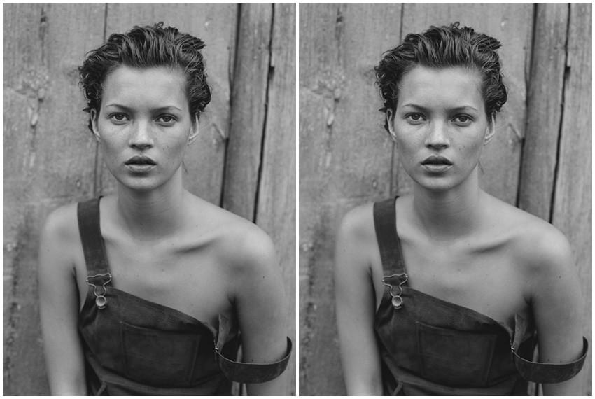 Kate Moss kroz objektiv Petera Lindbergha