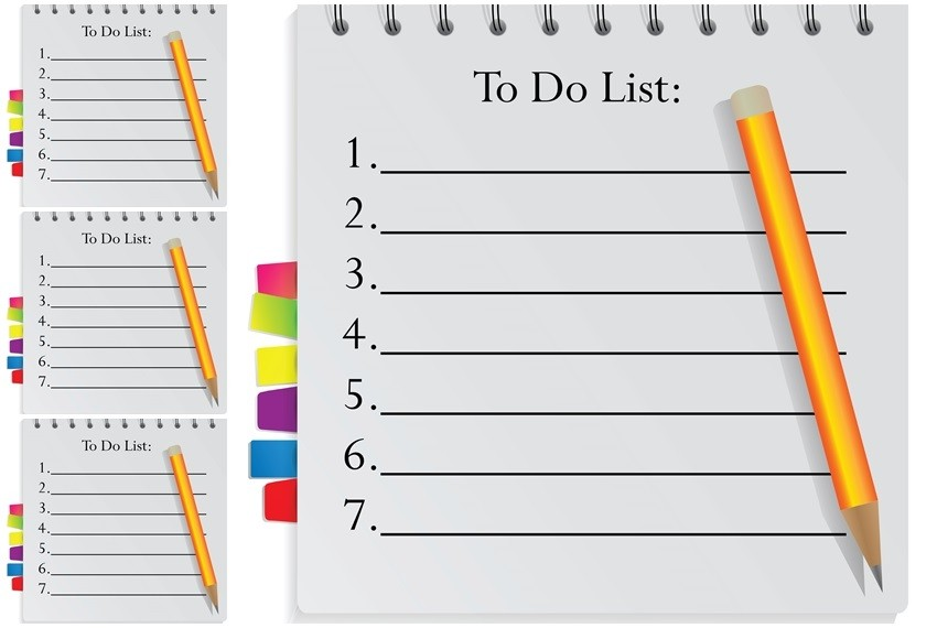 Zapišite i učinite 3 male stvari koje će vas na kraju dana učiniti sretnim
