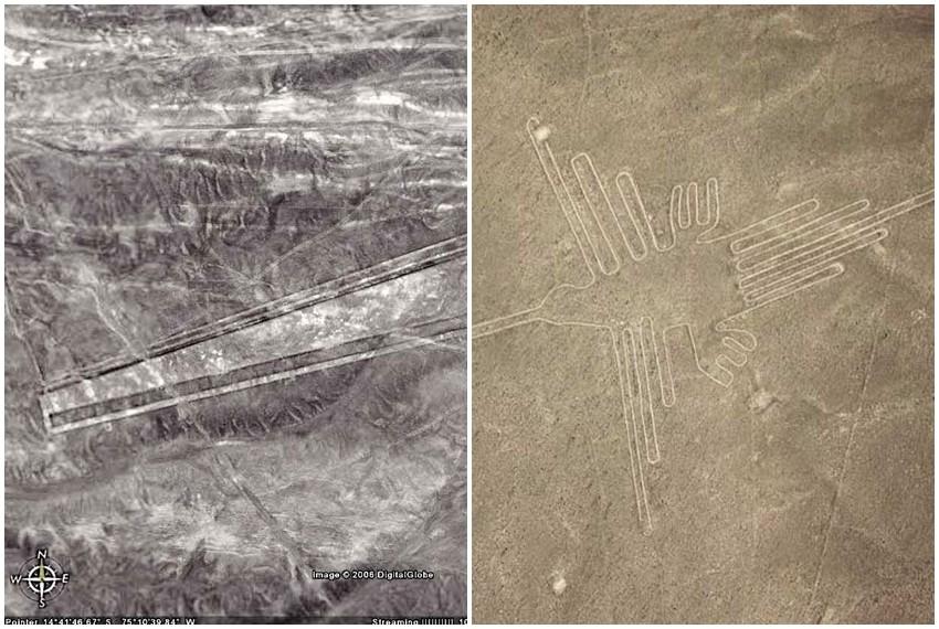 Nazca linije u Peruu