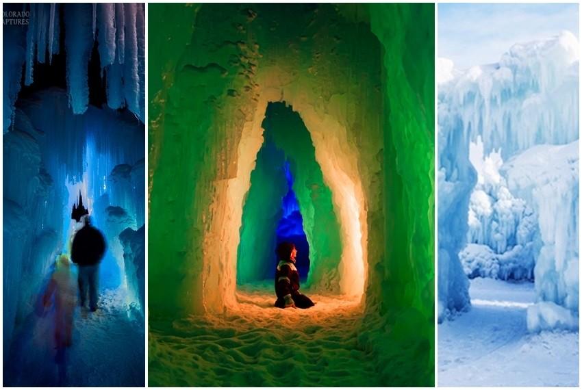 Nevjerojatne ledene skulpture postale su prepoznatljiva turistička destinacija