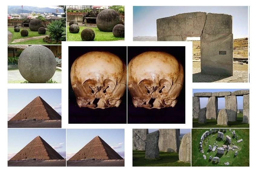 Za postojanje ovih objekata suvremena znanost nema objašnjenja