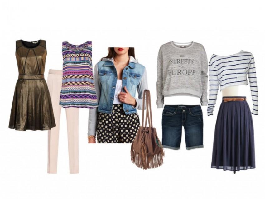 Modni trendovi za proljeće 2014.