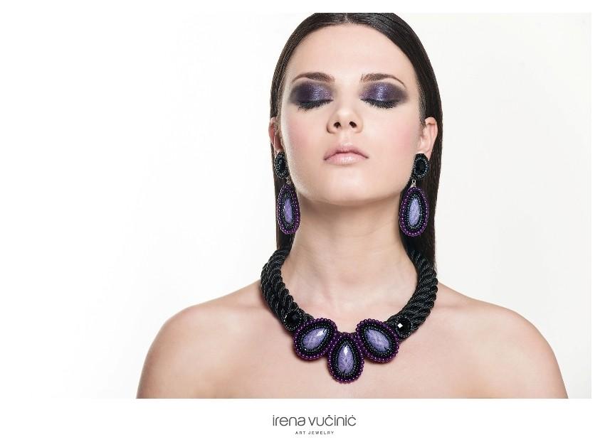 Nova kampanja nakita Irena Vučinić Art Jewelry